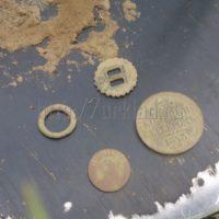 Чистим медные монеты варкой…в соде