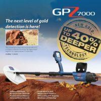 Minelab GPZ 7000. Ждем в 2015