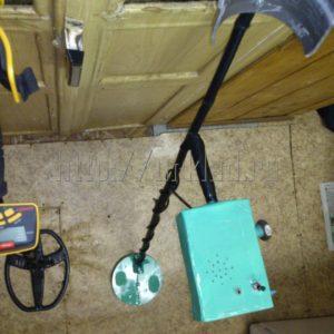 Мой первый самодельный металлоискатель. Каким он был? Краткая история самого начала моего копательства.