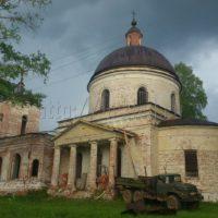 Сибирский тракт, село Спасо-Заозерье. Мини отчет с практики и небольших покопушек.