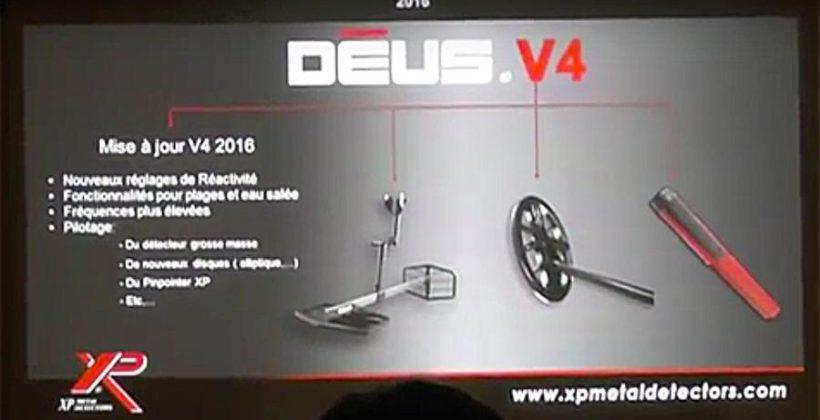 Глубинная насадка для XP Deus и ее цена