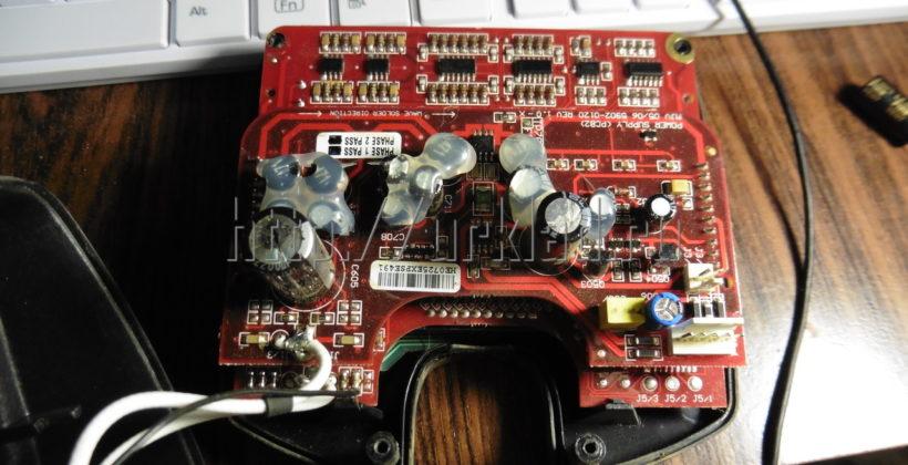 Ремонт металлоискателя Minelab Explorer SE. Ложные срабатывания и нестабильная работа.