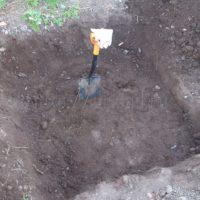 Шурф фундаментов и домовых ям без металлоискателя. Возможно ли?