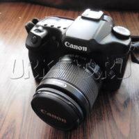 Canon 40D – улучшаем качество блога!