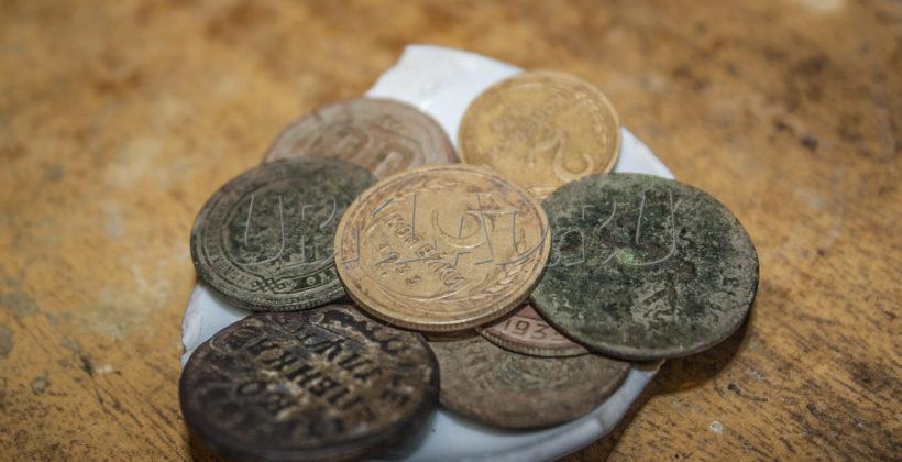 Монеты Петра 1 в старинном селе. Двухдневная экспедиция на берег Вятки