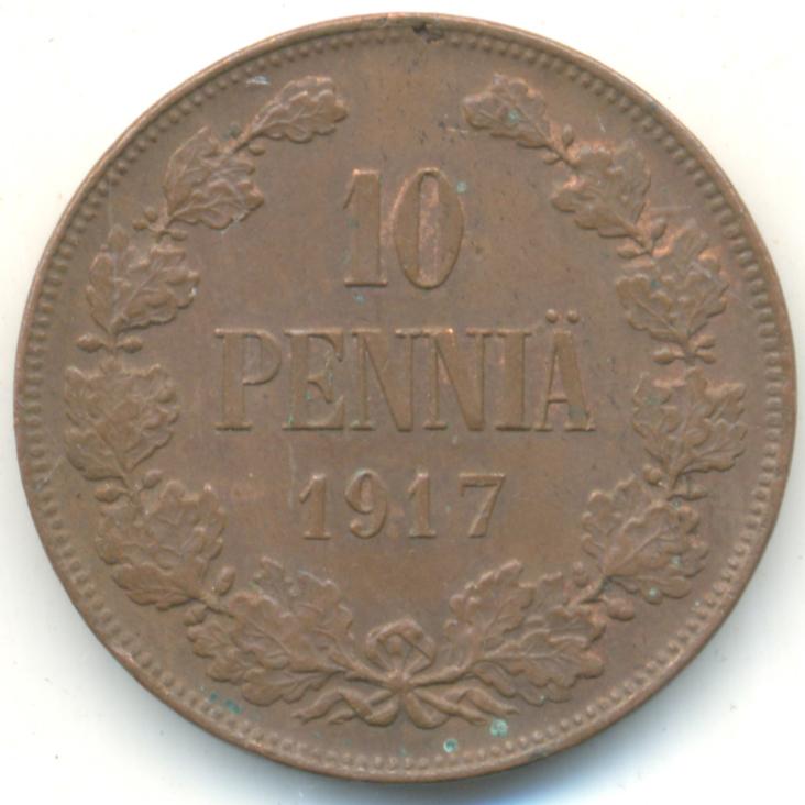 nikolaj2-1917-10_penni-Cu-XF-1