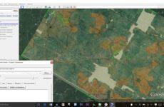 Сопоставление и соотнесение карт при наложении