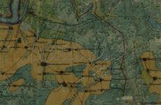 Старые карты для кладоискателя. По каким лучше искать места и копать монеты?