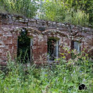 Заброшенные деревни с развалинами. Как я по ним прокатился