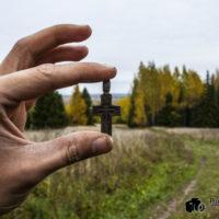 Осенний выезд в заброшенную деревню