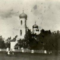 Заброшенная церковь села Ашлань Кировской области