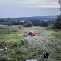 Как бороться с травой на копе