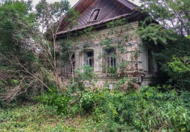 Восстановление дома в деревне