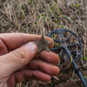 Съездил на поиски монет в старинное село и заброшенные урочища