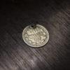 Сколько стоят серебряные монеты с дыркой?