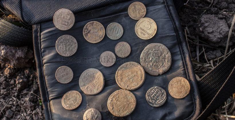 Как чистить медные монеты?