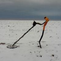Можно ли копать с металлоискателем в мороз?