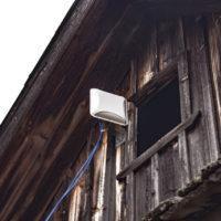 Подключаем хороший интернет в глухой деревне через антенну