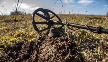 Огороды в заброшенной деревне вновь одарили старыми монетами