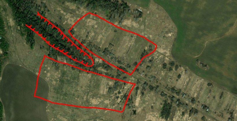 Как найти самую старую часть деревни или села