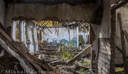 О местных воздушных линиях и заброшенном аэропорте города Уржума