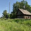 Стоят дома, но нет людей. Опустевшая деревня Верхний Чам на Юге Кировской области