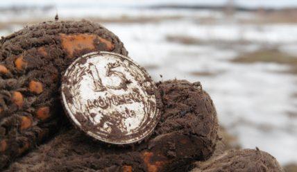 Короткий выезд на выселок за монетками и первое серебро сезона