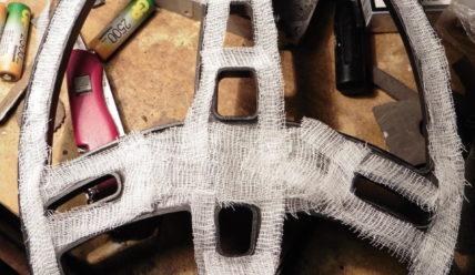 Ремонт катушки металлоискателя Garrett Ace Euro. Заливка своими руками