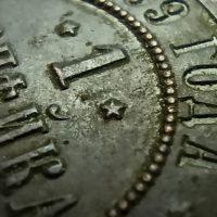 Пятиконечные звёзды на царских монетах. Что они там делают?